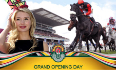 Grand National Grand Opening Day 1