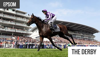 Horse Racing Festivals - Epsom Derby