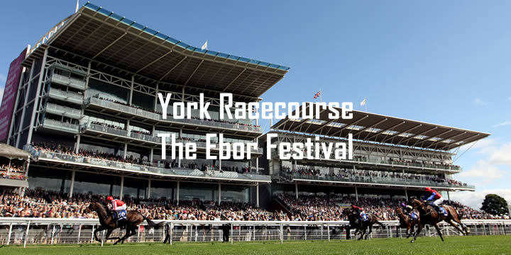 The Ebor Festival York Racecourse