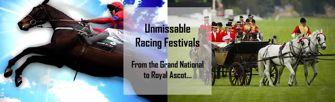 unmissable horse racing festivals