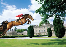 Carton House near Irish Racing Fairyhouse Racecourse