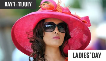 Newmarket July Festival Day 1 Ladies Day