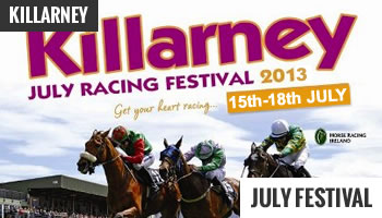 Irish Racing Killarney July Festival