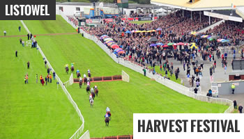 Irish Racing Listowel 7 Day Harvest Racing Festival