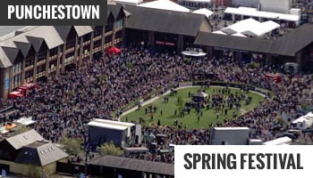 Punchestown Spring Irish Racing Festival