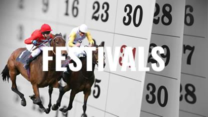 racing festivals calendar