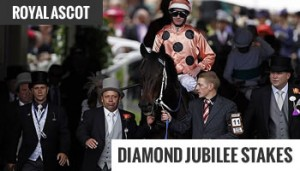 Royal Ascot Black Caviar wins Diamond Jubilee Stakes