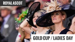 Royal Ascot Gold Cup Day / Ladies Day