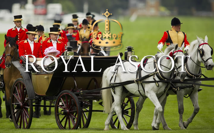 Ascot Royal Ascot Royal Procession