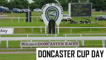 Doncaster Cup Day