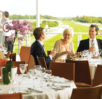Glorious Goodwood Charlton Hunt Restaurant