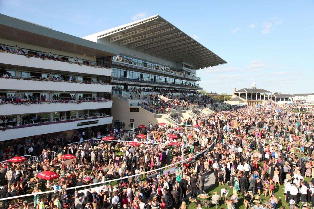 Doncaster Racecourse Grandstands
