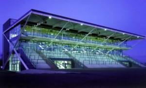 Newbury Raceccourse Dubai Duty Free Stand