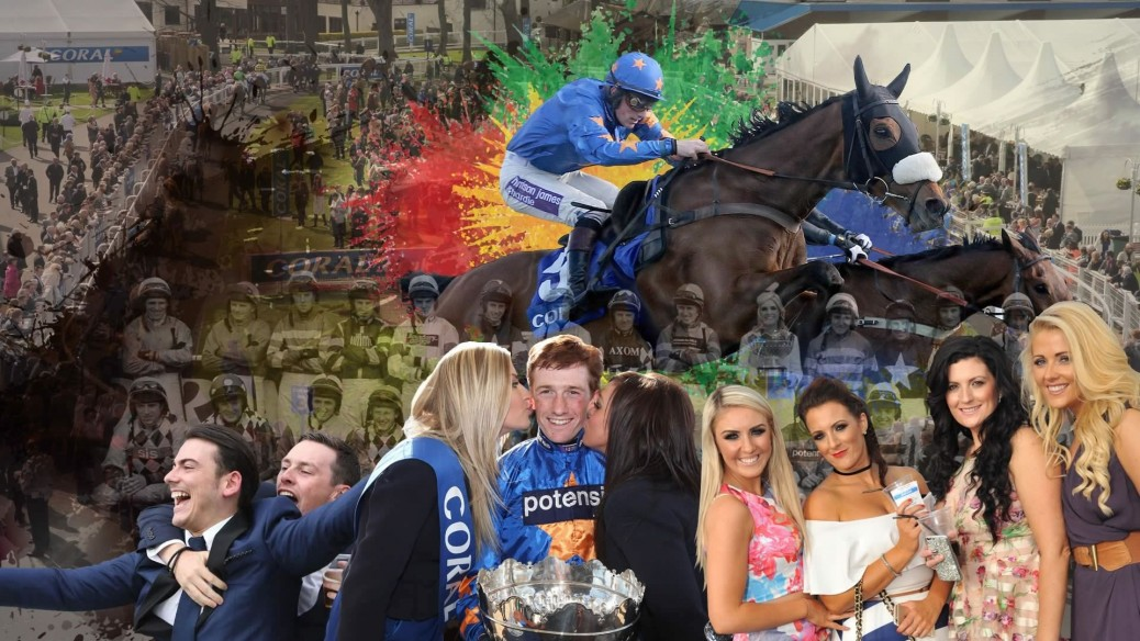 Ayr Scottish Grand National