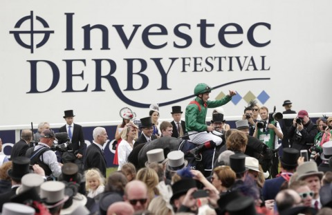 Epsom Downs: The Derby