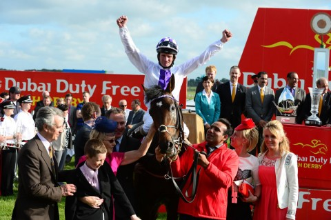 Curragh: The Irish Derby