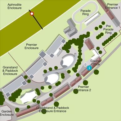 Newmarket July Festival Enclosures