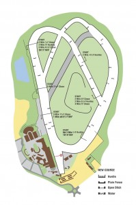 Cheltenham New Course - click to enlarge