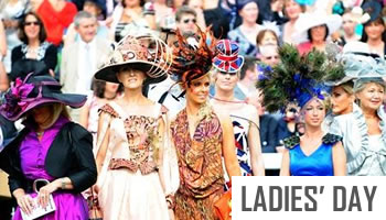 York Ebor Festival Ladies Day / Oaks Day