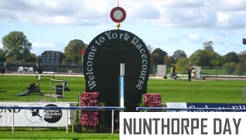 Nunthorpe Day at the Ebor