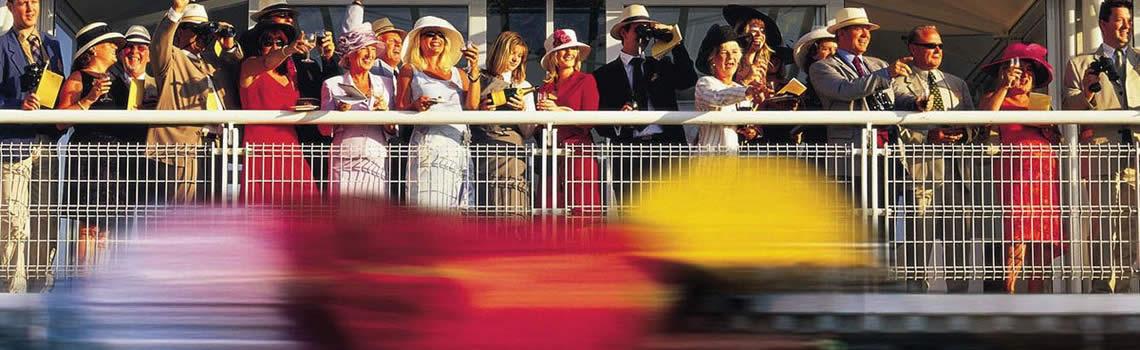 Glorious Goodwood Racegoers