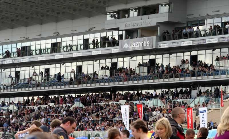 Doncaster Racecourse Lazarus Stand