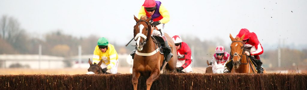 Ntive River wins Hennessy Gold Cup 2016