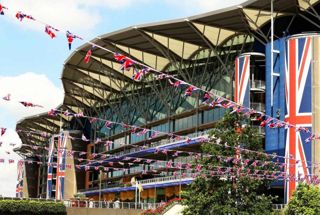 Ascot Racecourse new Grandstand