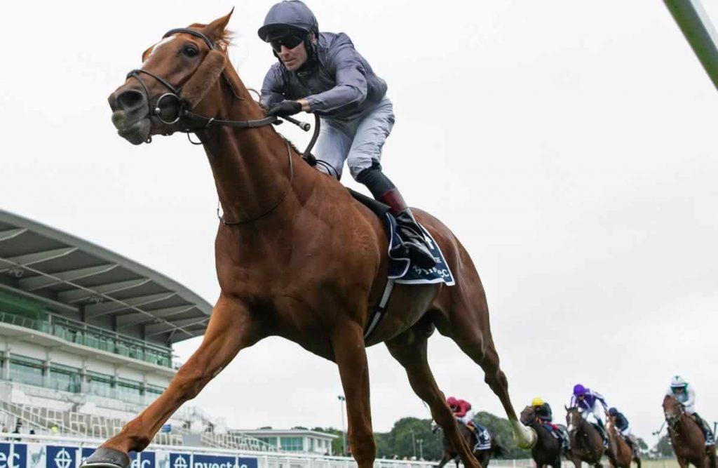 Serpentine wins Derby 2020