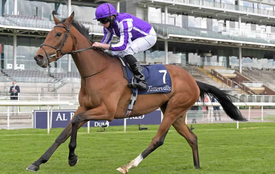 Snowfall wins Musidora and is a contender for the Epsom Oaks