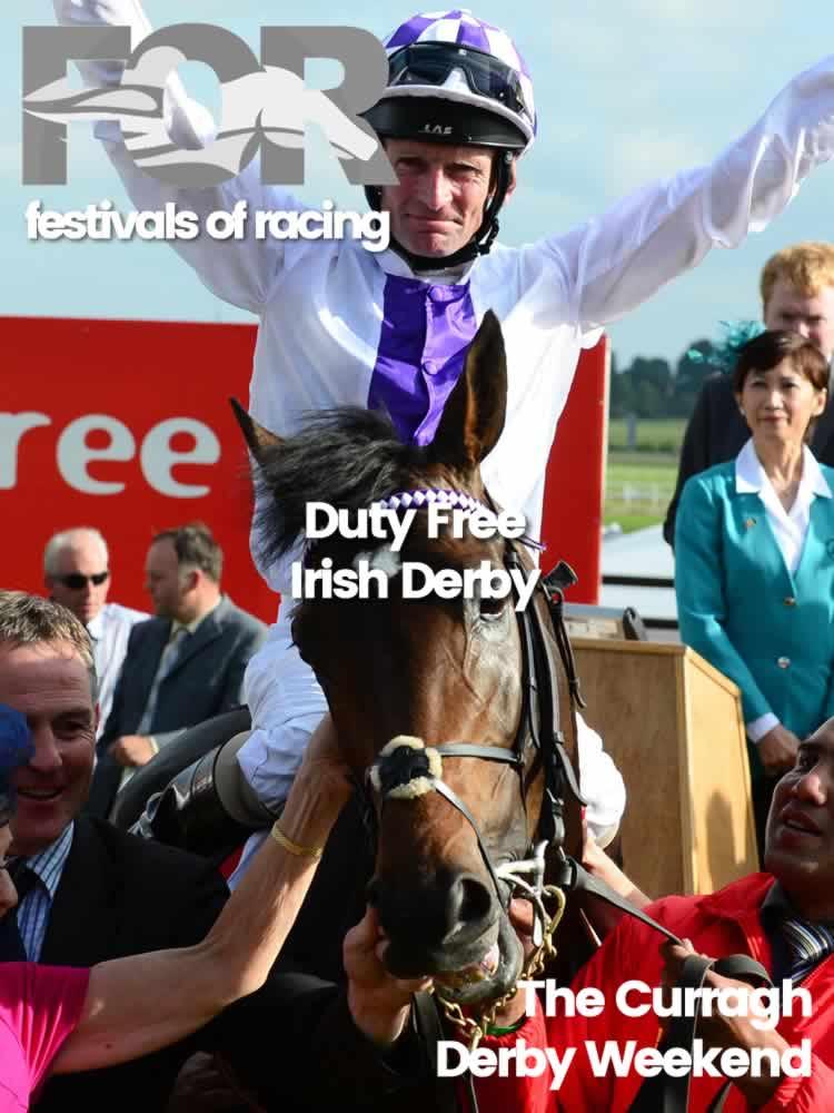 Duty Free Irish Derby Guide